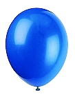 5 inch standard and metallic latex balloons