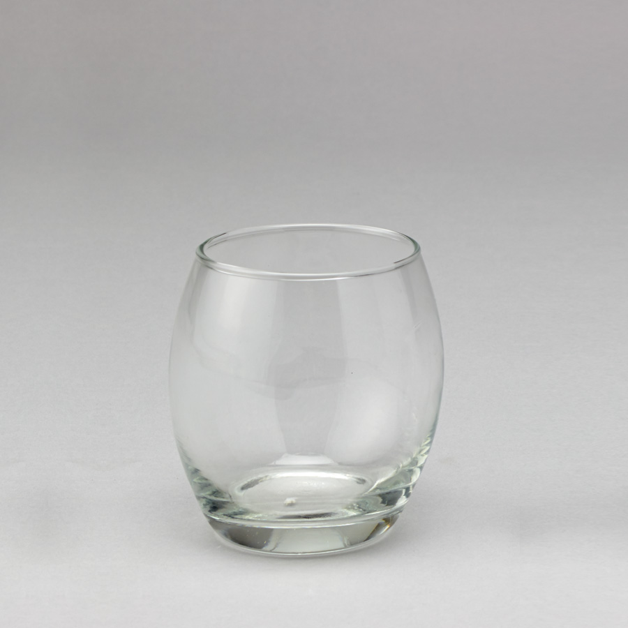 Clear Glass Votive Candle Holders 4 Inch
