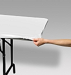 Kwik Covers elastic stretchable table cloths