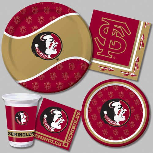 Theme Party Supplies & Florida State Seminoles Party Supplies