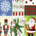 Holiday-Christmas-New Years tablecloths