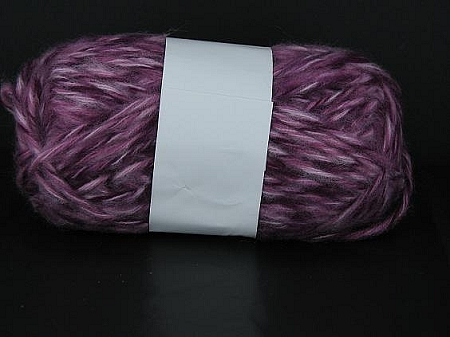 Acrylic Yarn : Yarn 9536 VARIEGATED PINK: 100% acrylic