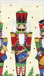 Nutcracker table cloth 54