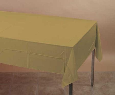Plastic Backed Paper Lined Tablecloths 54 Quot X 108 Quot Black