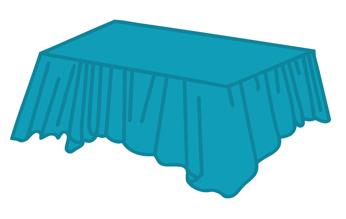 Teal Plastic Rectangular Tablecloths Tablecovers