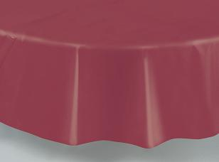 Round tablecloths tablecovers plastic wholesale round tablecloths