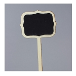 Chalkboard Pick (6pcs/bag)