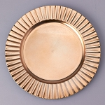 Plastic Charger Plate 13inch GOLD 150491GD