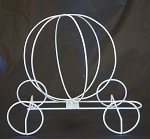 "Wire ball carriage  WHITE 11.5""x14"" (wirebc1114)"