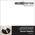 620272 Better Than Linen DINNER napkin 24 pieces