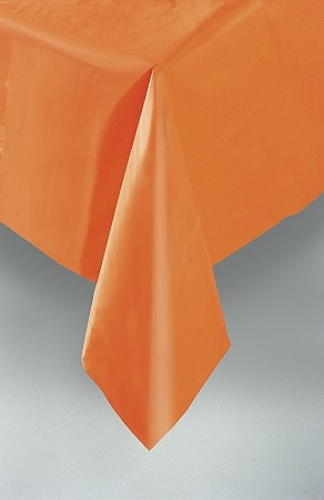 "54""x108"" tablecover ORANGE"