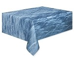 Ocean waves tablecloth plastic 54x108 UI50274