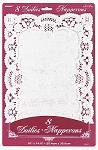 Placemat White doilies