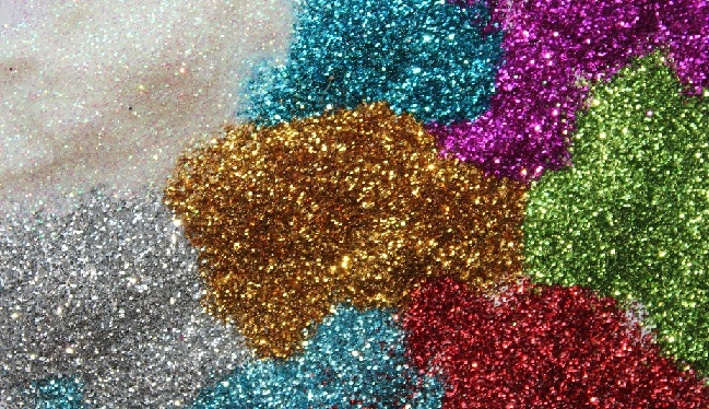 1/64 glitter