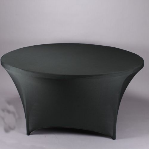 72 inch round Spandex fitted tablecloths