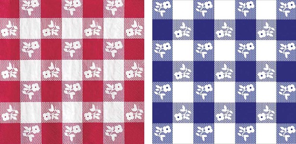 We Have Red And White U0026 Blue And White Gingham Tablecovers, Tablecloths,  Table Rolls, Banquet Rolls And More.