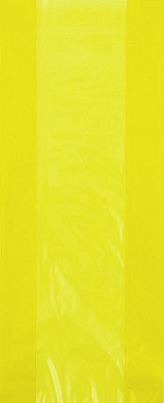 Yellow cello bag (30 bags)