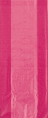 Fuchsia cello bag (36 bags)