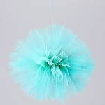 AQUA Tulle Flower Ball