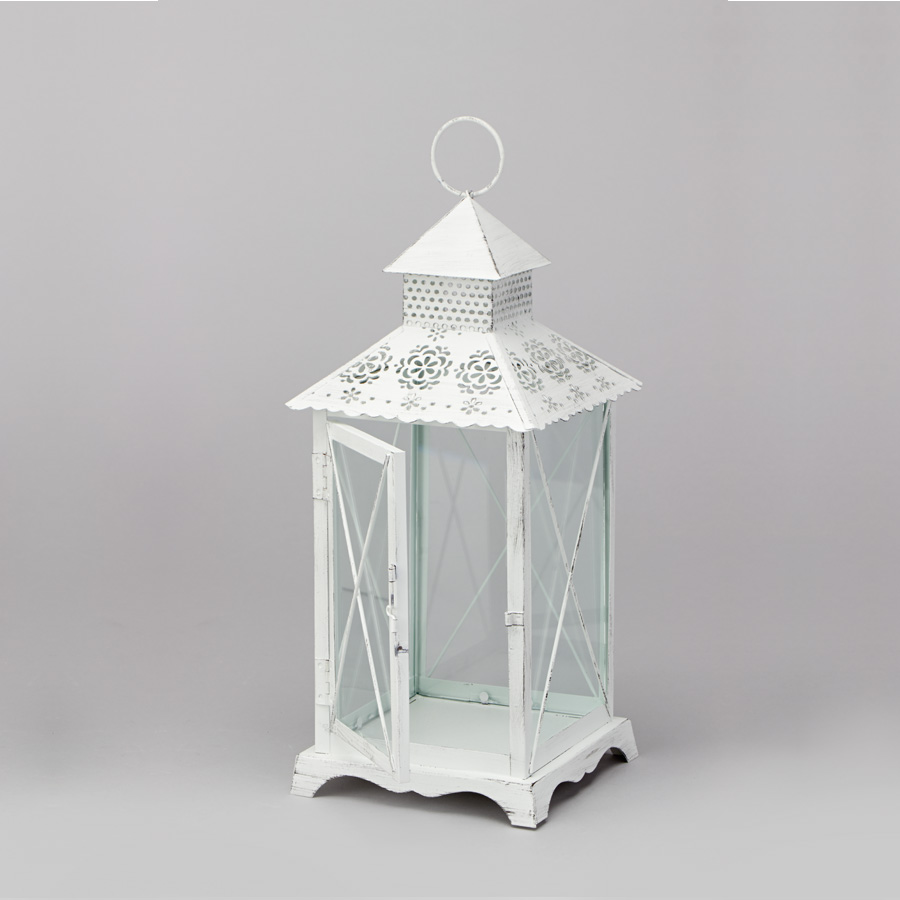 Hand Made Metal And Glass Lanterns For Your Event These