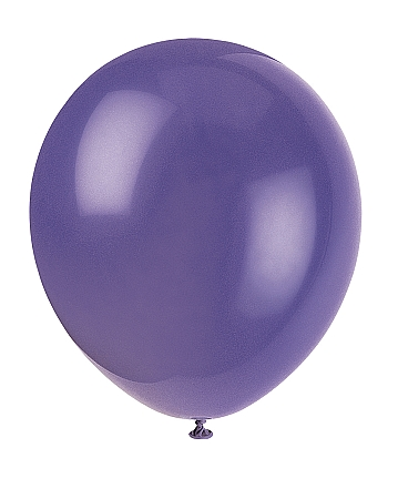 All about latex balloons