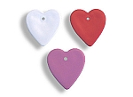 Plastic balloon weight 8 gram HEARTS ASST (100 pcs)
