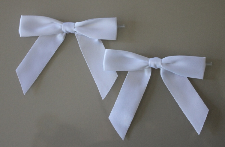 RBSFS5TT Single faced ribbon bow 7/8