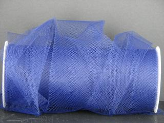 Nylon tulle NAVY