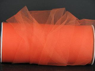 Nylon tulle ORANGE 6