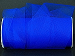 Nylon tulle ROYAL BLUE