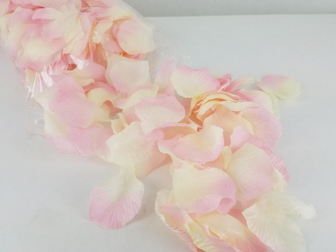 Rose Petals PINK 400 pieces