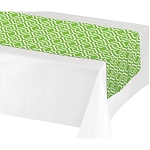 Table runner GREEN 317335