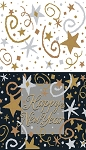 Sparkling New Year Tablecloth