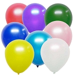 12 inch latex balloons ASSORTED