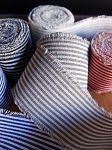 2 inch Striped linen