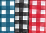 Rectangle Checker Tablecloths