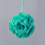 AQUA Silk pomander flower ball