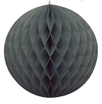 8 inch honeycomb ball BLACK
