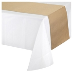 Kraft paper table runner 14
