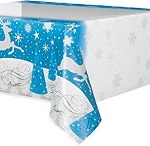 Reindeer table cloth 54