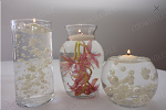 2 inch unscented floating candles