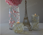 1.5 inch unscented floating candles- 12PCS/PACK