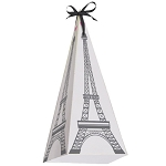 Party in Paris Favor Boxes