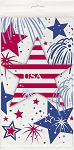 Celebrate USA Plastic tablecover 54
