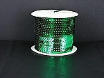 EMERALD Sequin roll 50 yards