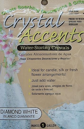 Crystal Accents CLEAR
