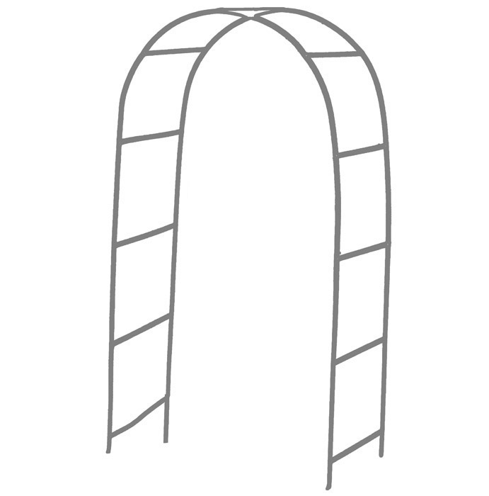 EA001 Wedding arch 7-1/2' high x 4'7
