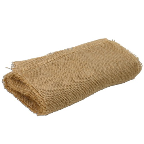 T101 burlap-jute table runner