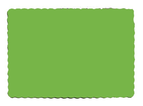 LIME Paper place mat