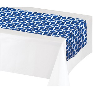 Table runner COBALT BLUE  317330